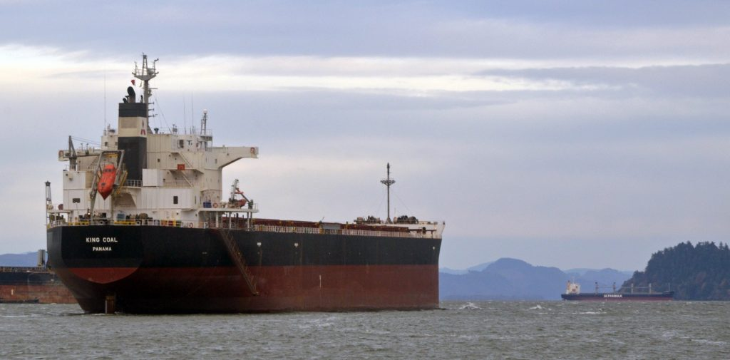 Columbia River Ship Traffic : The Ship Report