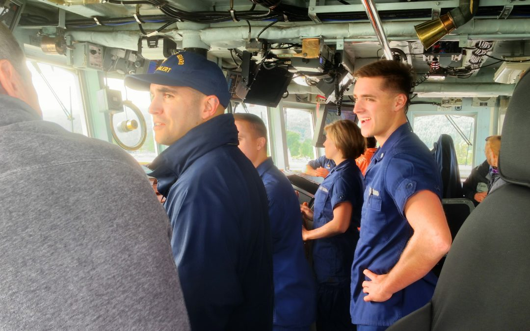 USCG Captain of the Port, Part 3
