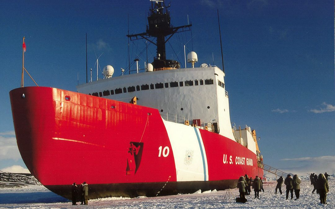 USCG Polar Star icebreaker completes Antarctic annual mission