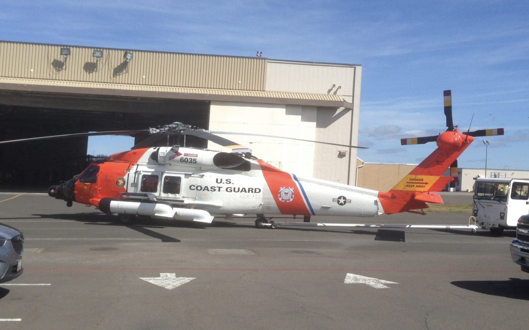 USCG limits air rescues of ill passengers from foreign flag ships