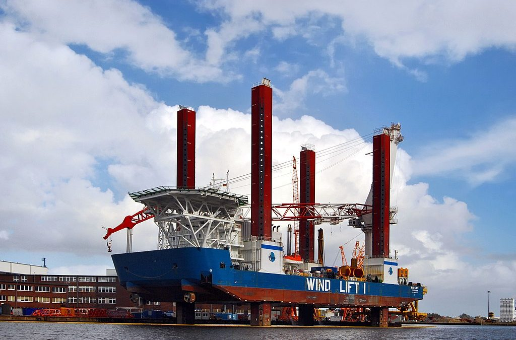New wind turbine installation ships are a new breed of vessel