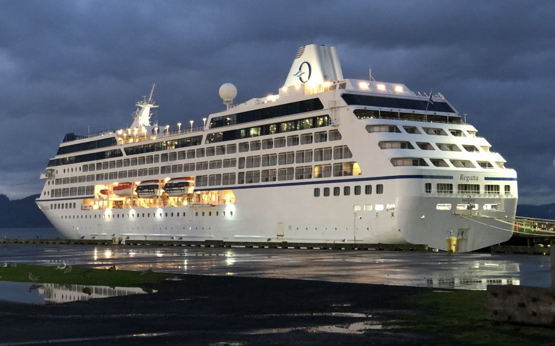 Cruise ship company presses CDC for July 4 restart to cruises